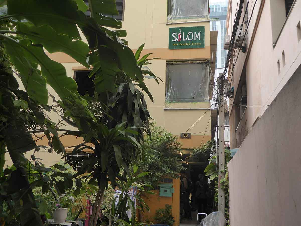 Silom Thai - Cooking Classes
