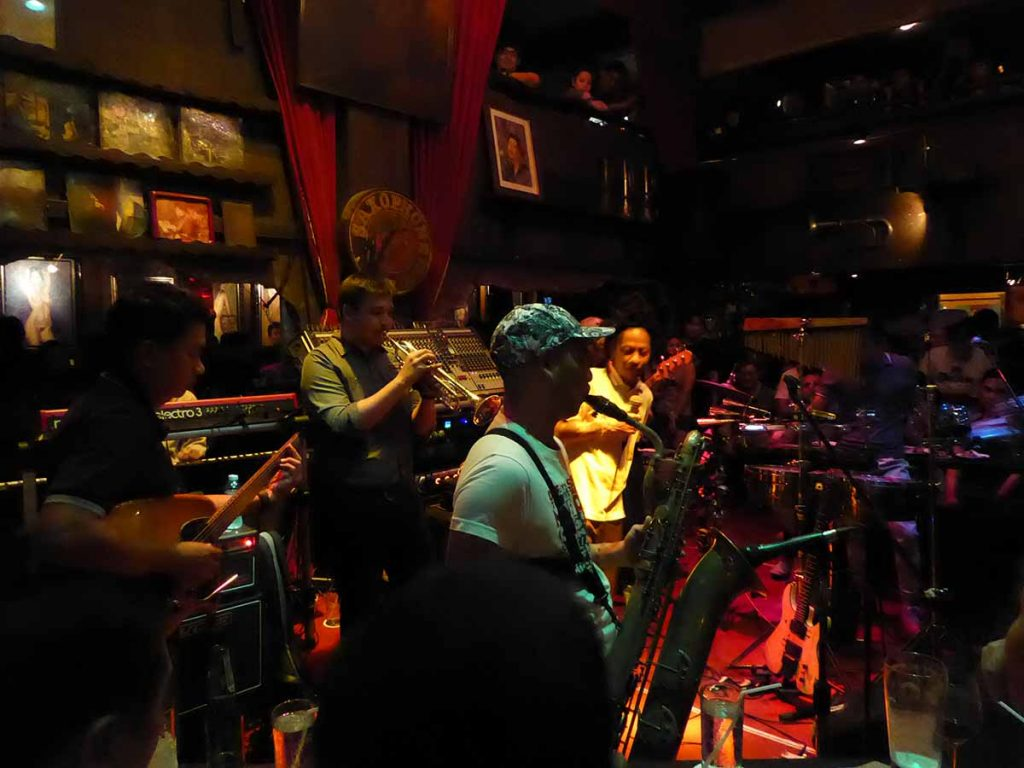 Live Music Bars in Bangkok