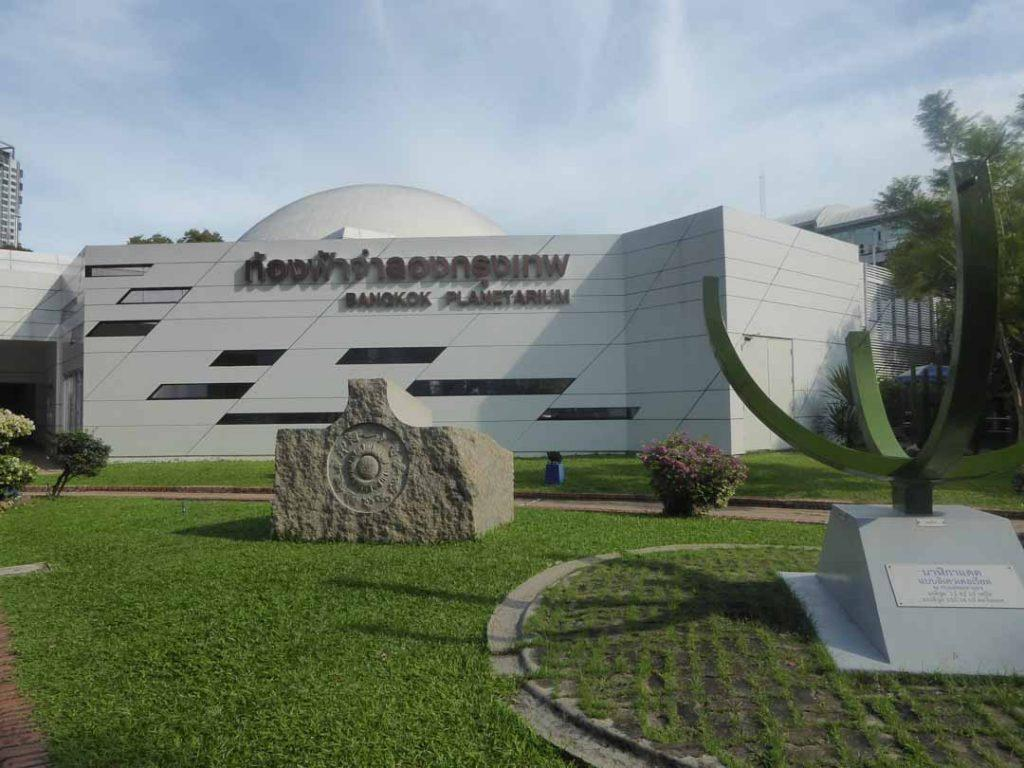The Science Museum and Planetarium Bangkok