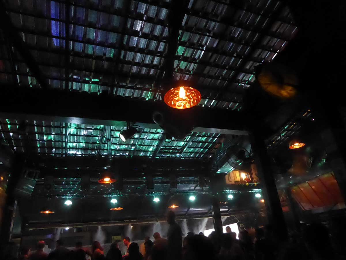The Roof Bar 2 - Live Music in Bangkok