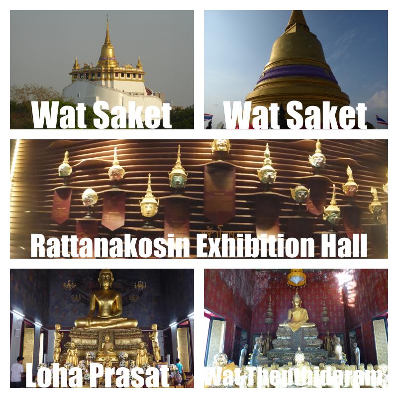 Getting around Bangkok on Foot