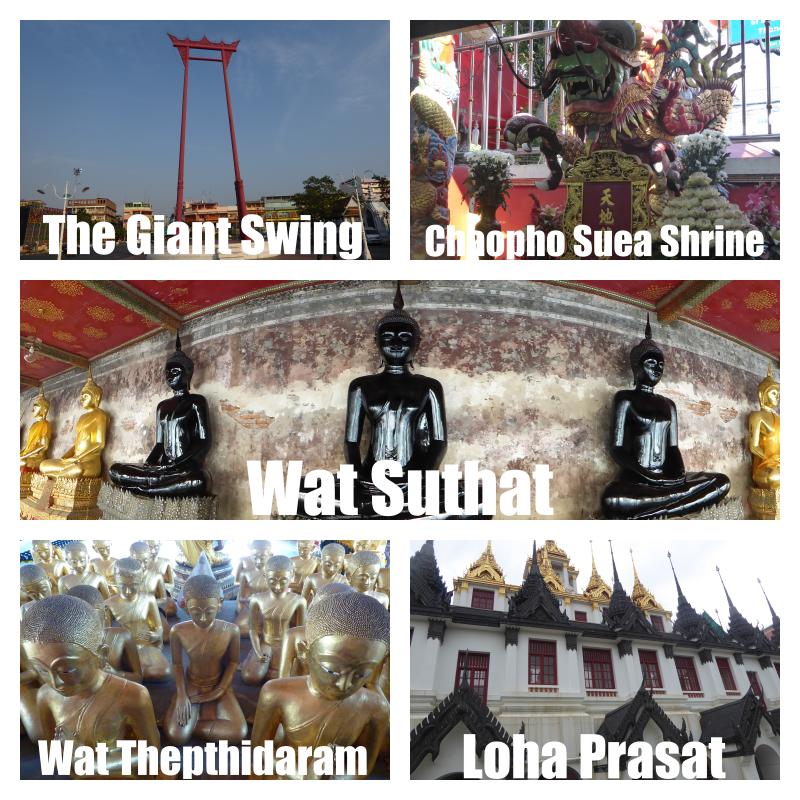Bangkok on foot