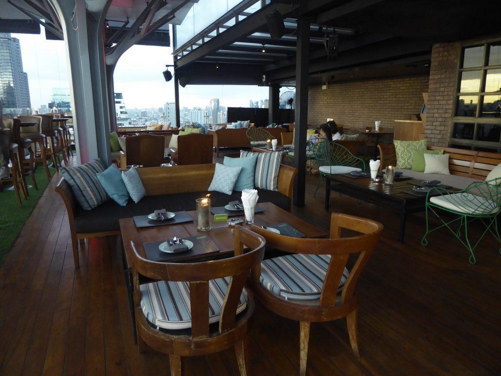 Above 11 Rooftop Bar Bangkok