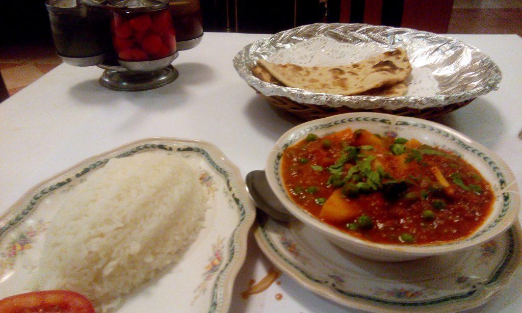 Indian Vegetarian Restaurants in Bangkok