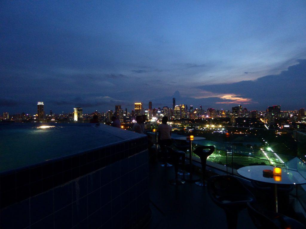 Long Table Rooftop Bar Bangkok