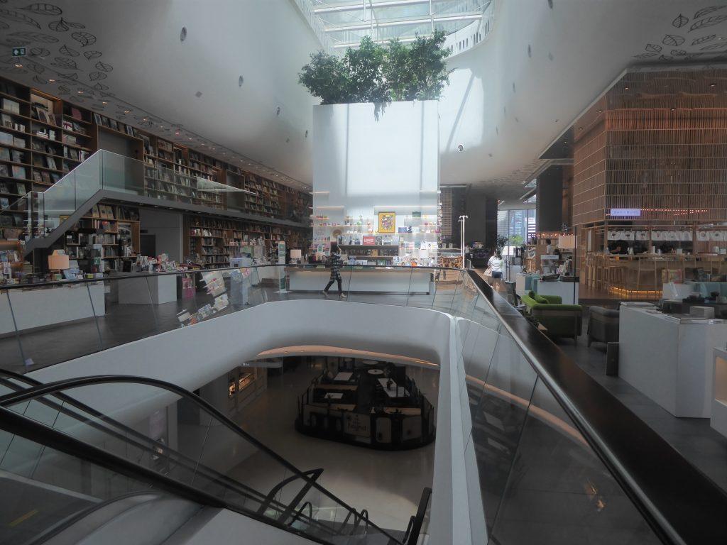 shopping malls in Bangkok Central Embassy