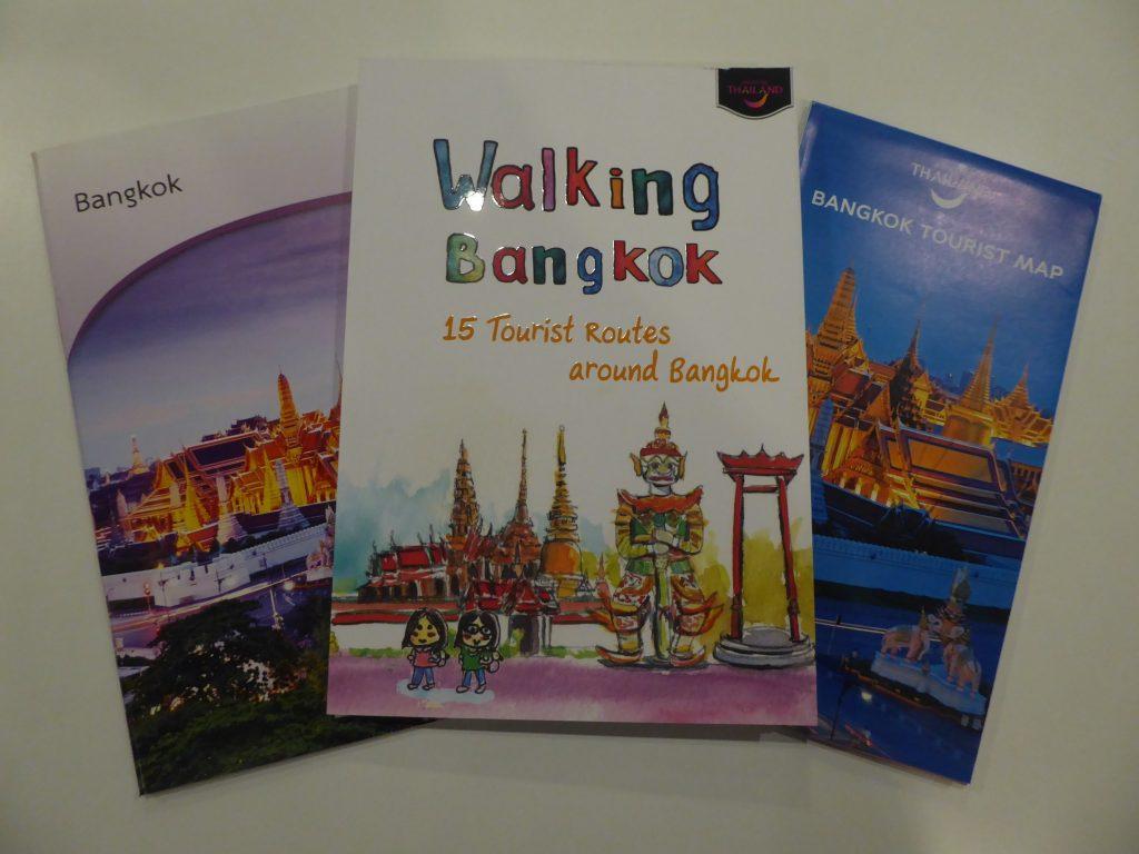 Free Tourist Guides in Bangkok