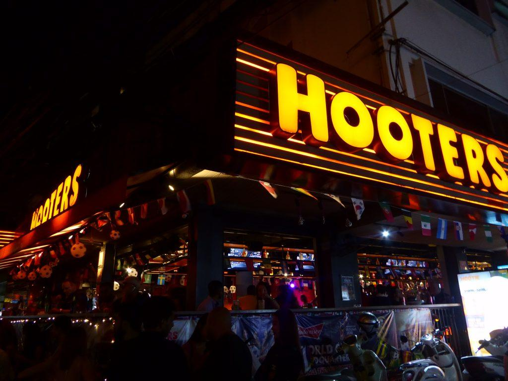 Hooters Sukhumvit Soi 4 Bangkok