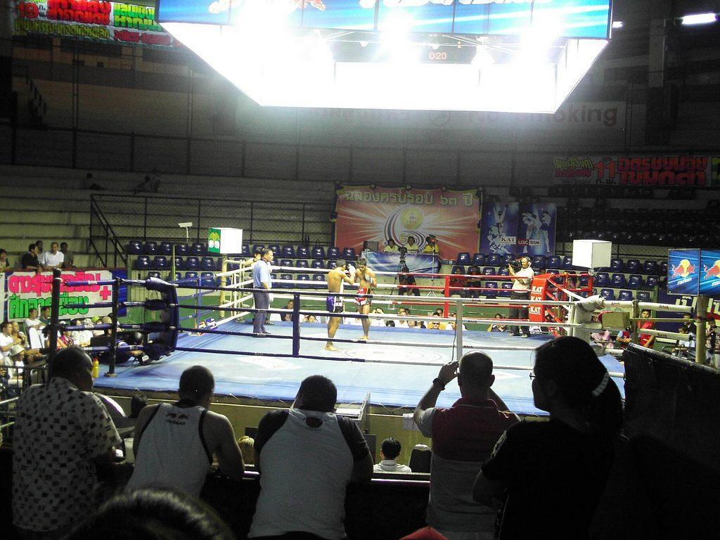 Thai Boxing (Muay Thai) in Bangkok