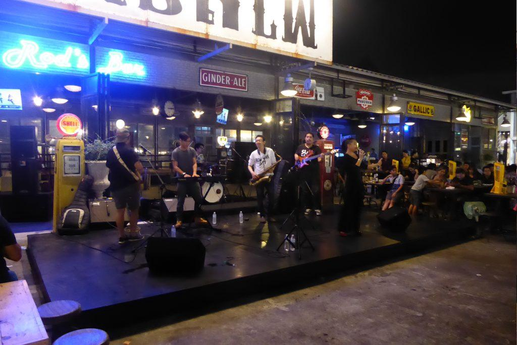 Live Music in Bangkok
