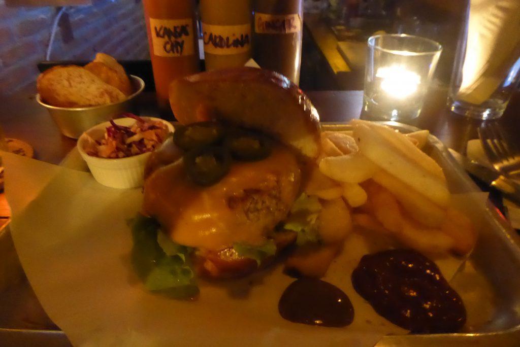 Burger BBQ Restaurants in Bangkok