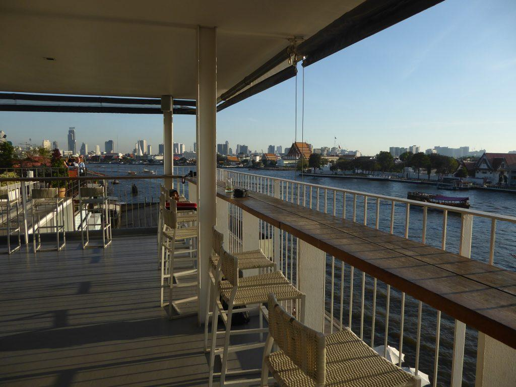 The Roof Bar at Sala Rattanakosin in Bangkok