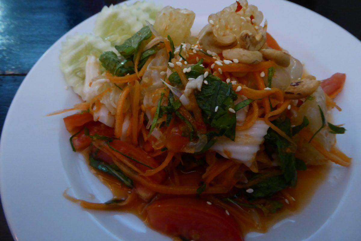 Vegan Food in Bangkok