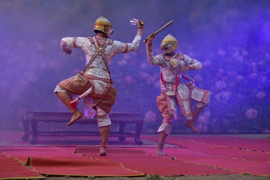 khon 1024x683 - Cultural Shows