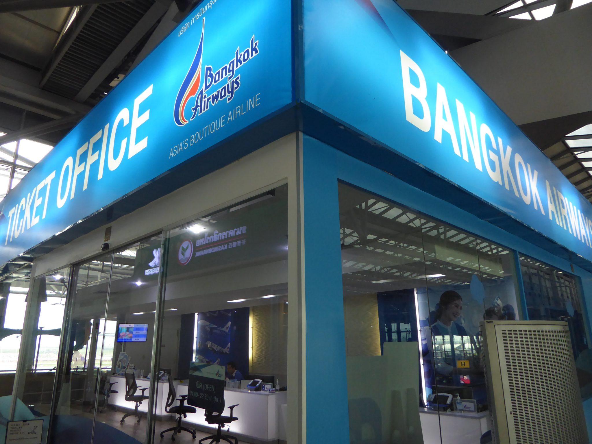 Air Travel in Thailand