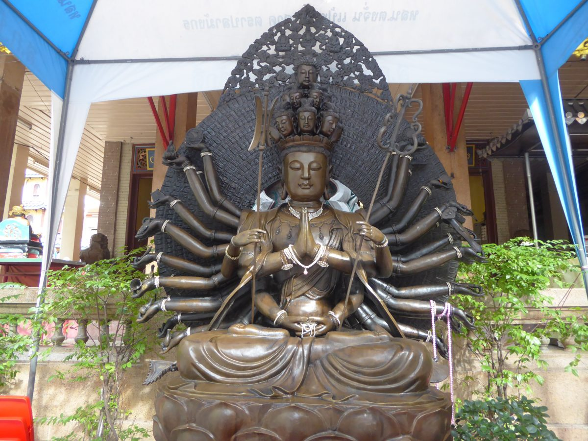 Wat Kuson Samakhon in Bangkok
