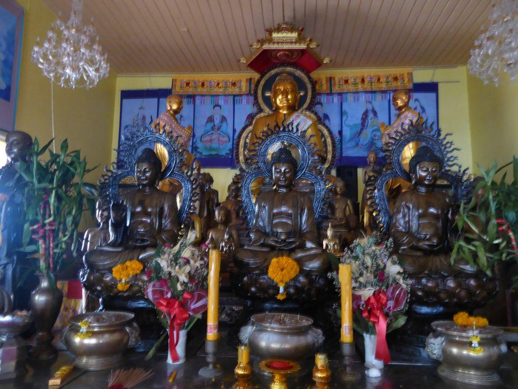 Chinese Buddhist Temples & Shrines in Bangkok