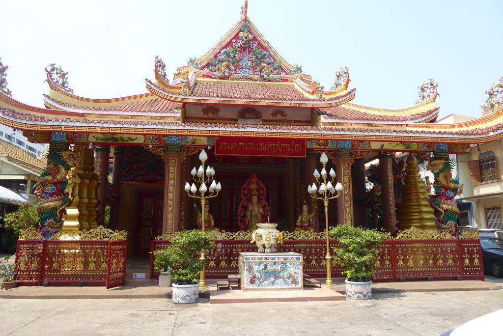 Chinese Temples & Shrines in Bangkok