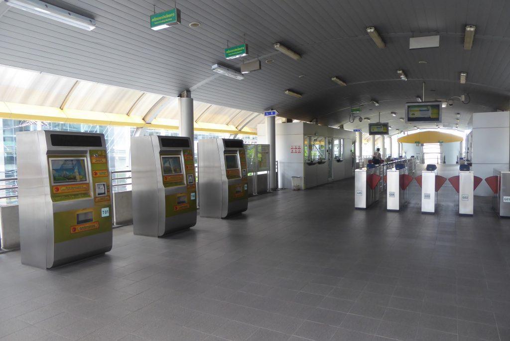 Sathon BRT Station
