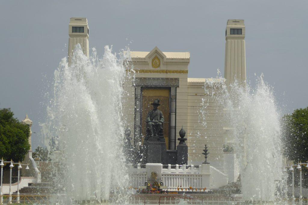 King Rama I Monument Bangkok