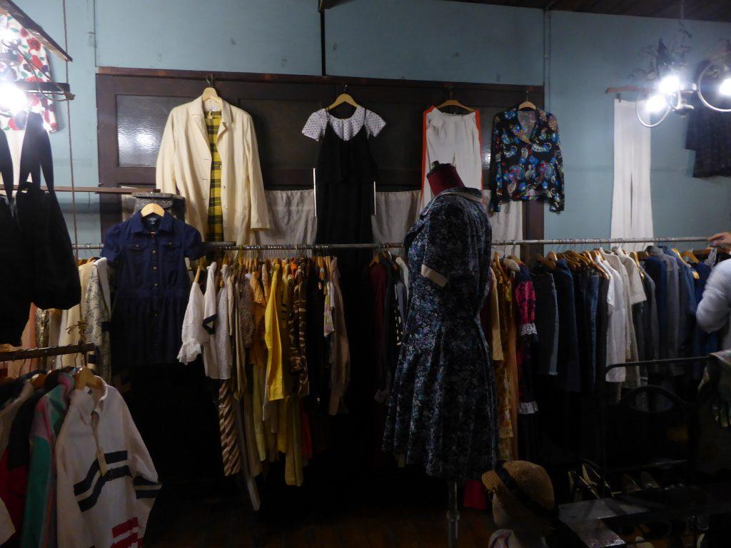 Vintage Clothing & Accessories in Bangkok Khaosan Road Shopping