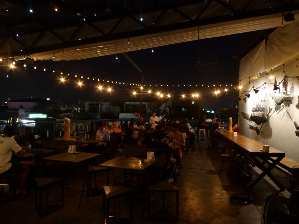 At-mosphere Rooftop Cafe Bangkok