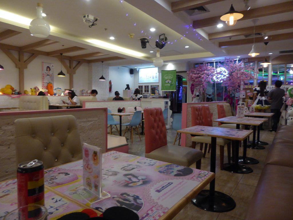 Theme Cafe Bangkok