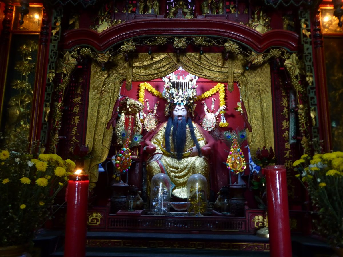 Chao Hon Wong Kung Shrine - Rong Kuak Shrine