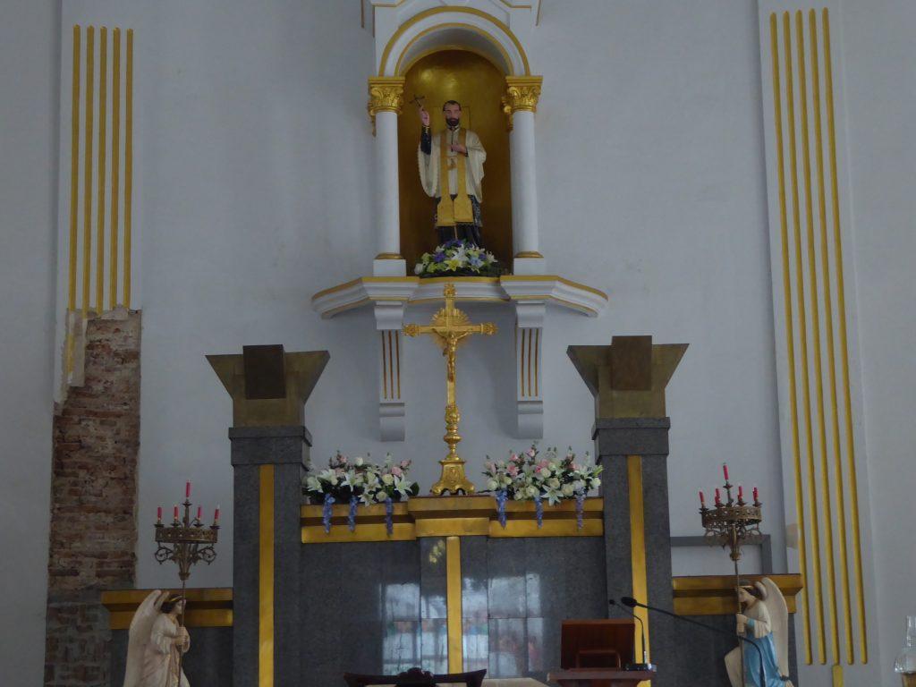 St Francis Xavier Church Bangkok