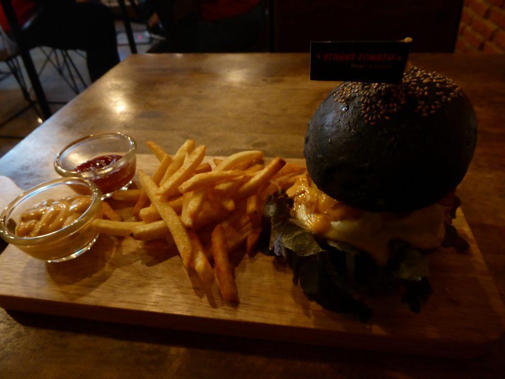 American Food in Bangkok