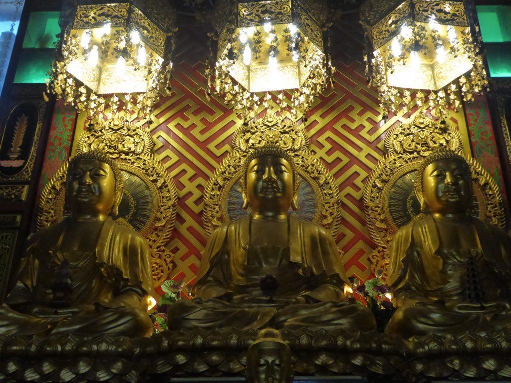 Wat Thipwariwihan in Bangkok