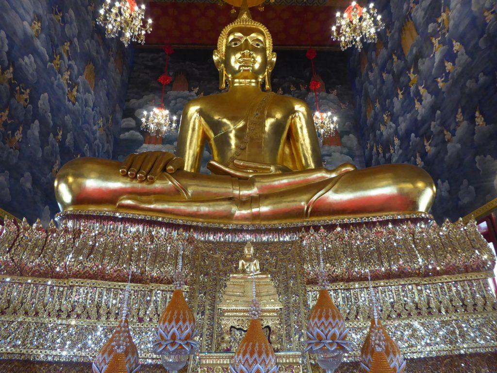 Wat Deveraj, Bangkok, Thailand