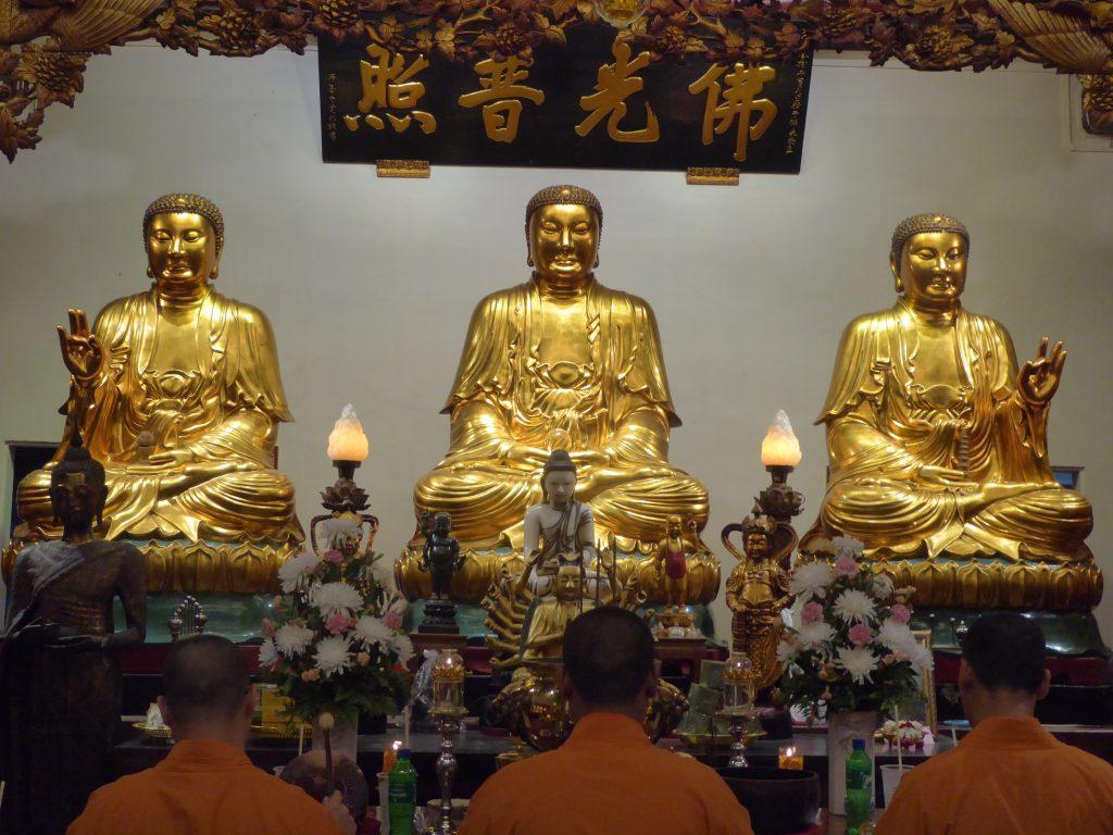 Wat Bampen Chine Prot, Yaowarat, Bangkok
