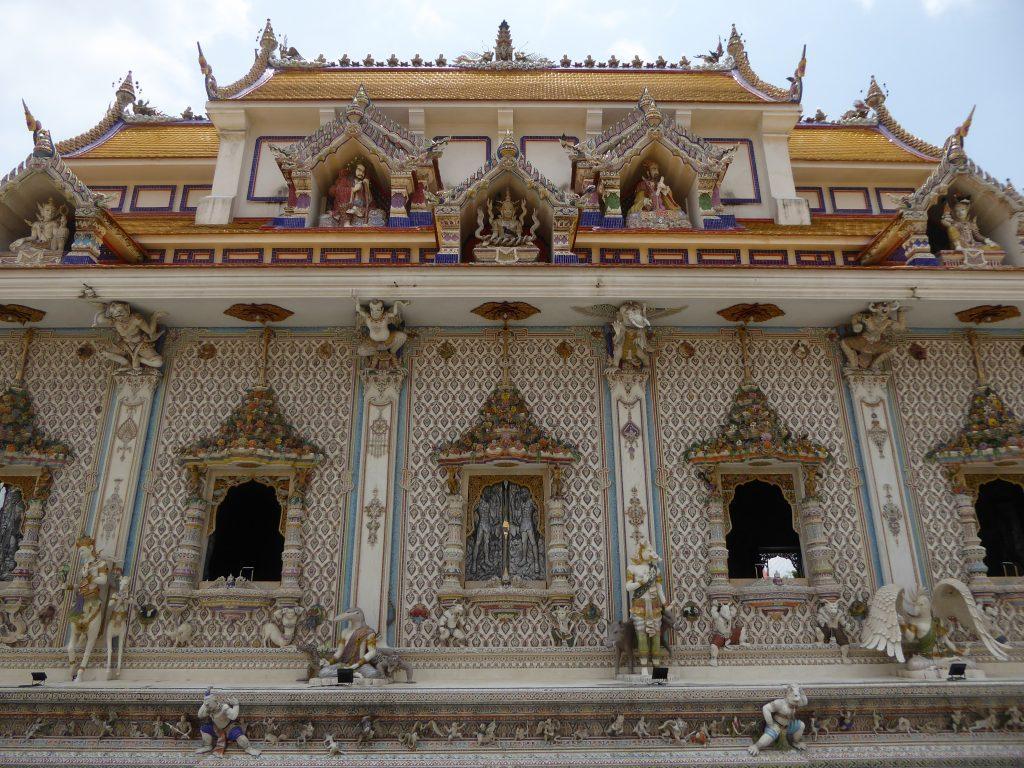Wat Pariwat temple in Bangkok, Thailand.