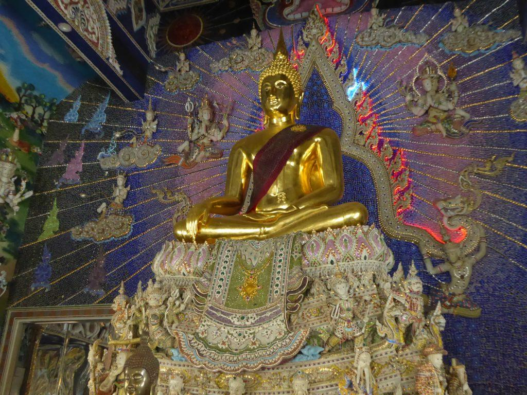 Wat Pariwas temple, Bangkok, Thailand.
