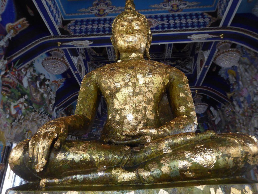Wat Pariwas in Bangkok, Thailand.