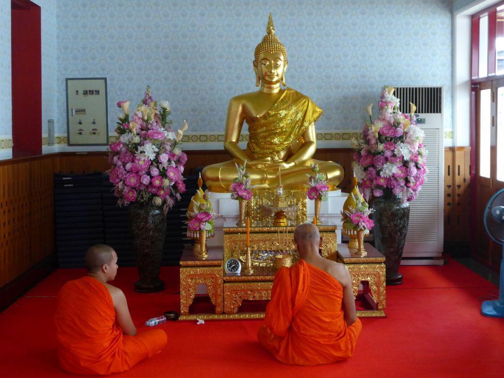 Wat Deveraj in Bangkok, Thailand