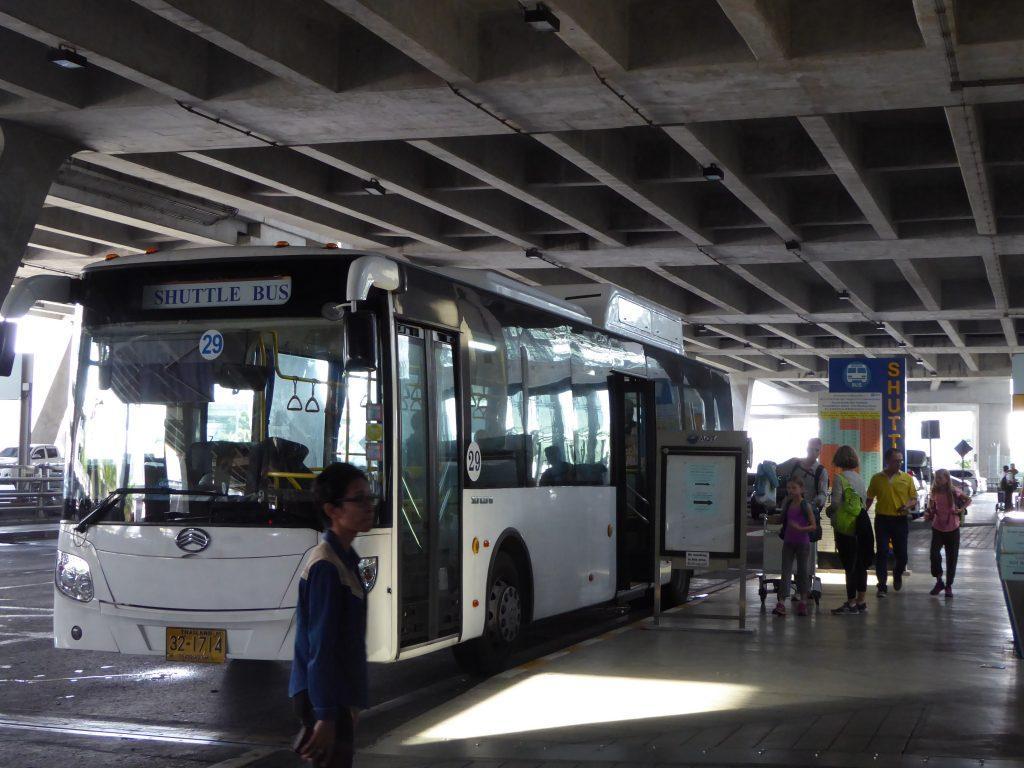 Shuttle Bus to Don Muang 1024x768 - Don Muang Airport