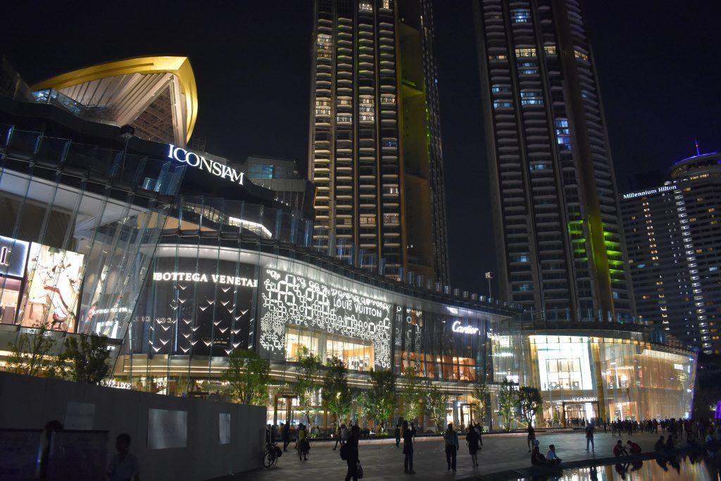 ICONSIAM Mall in Bangkok Thailand