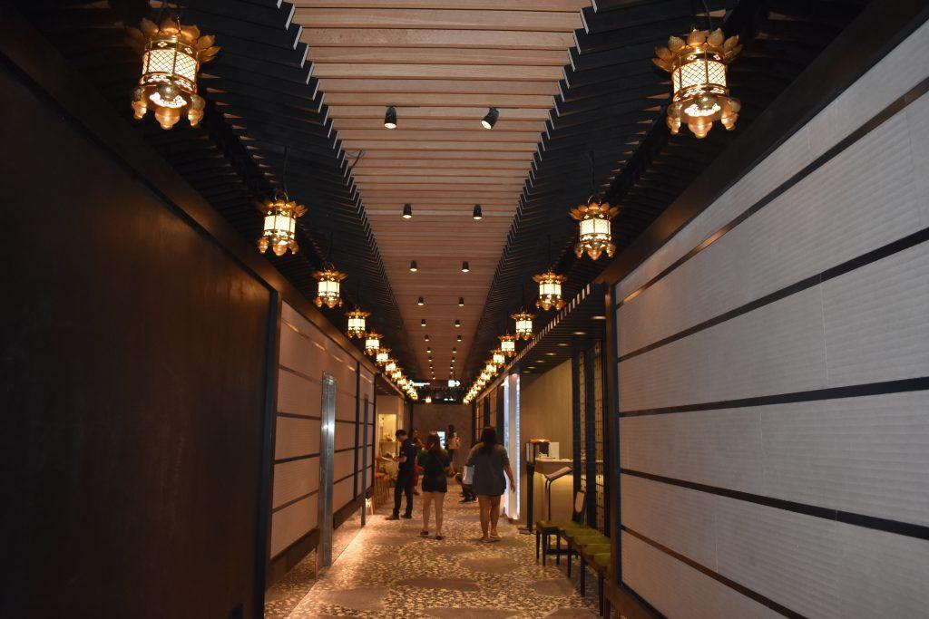 Japanese restaurants at Icon Siam in Bangkok