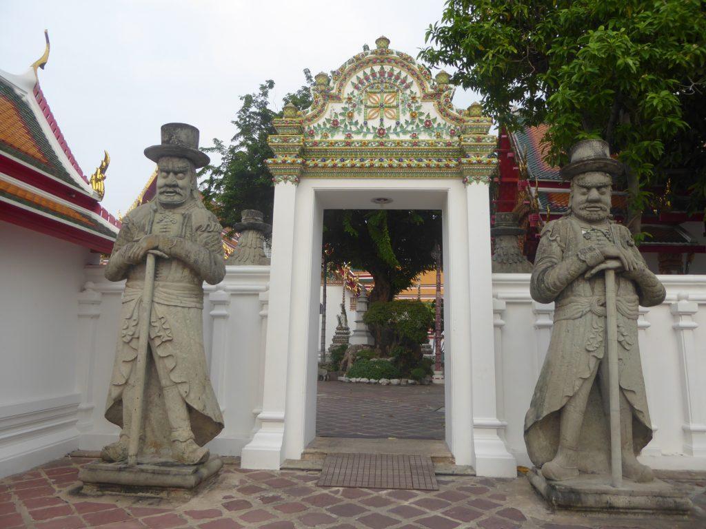 Wat Pho Temple in Bangkok, Thailand