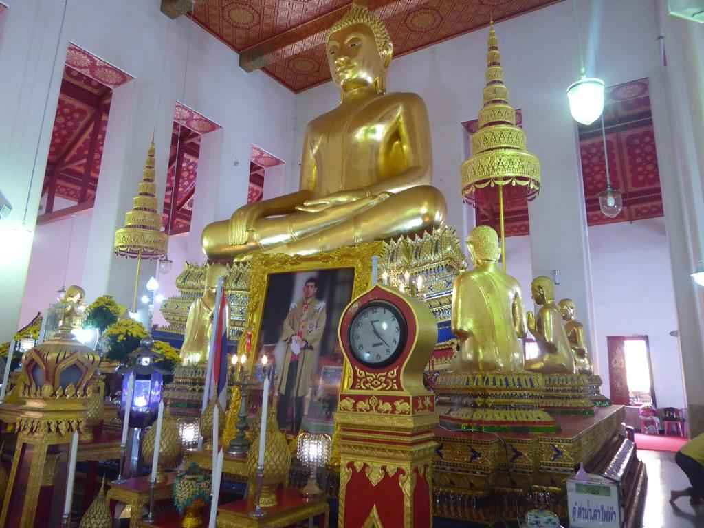 Wat Mahathat Temple in Bangkok