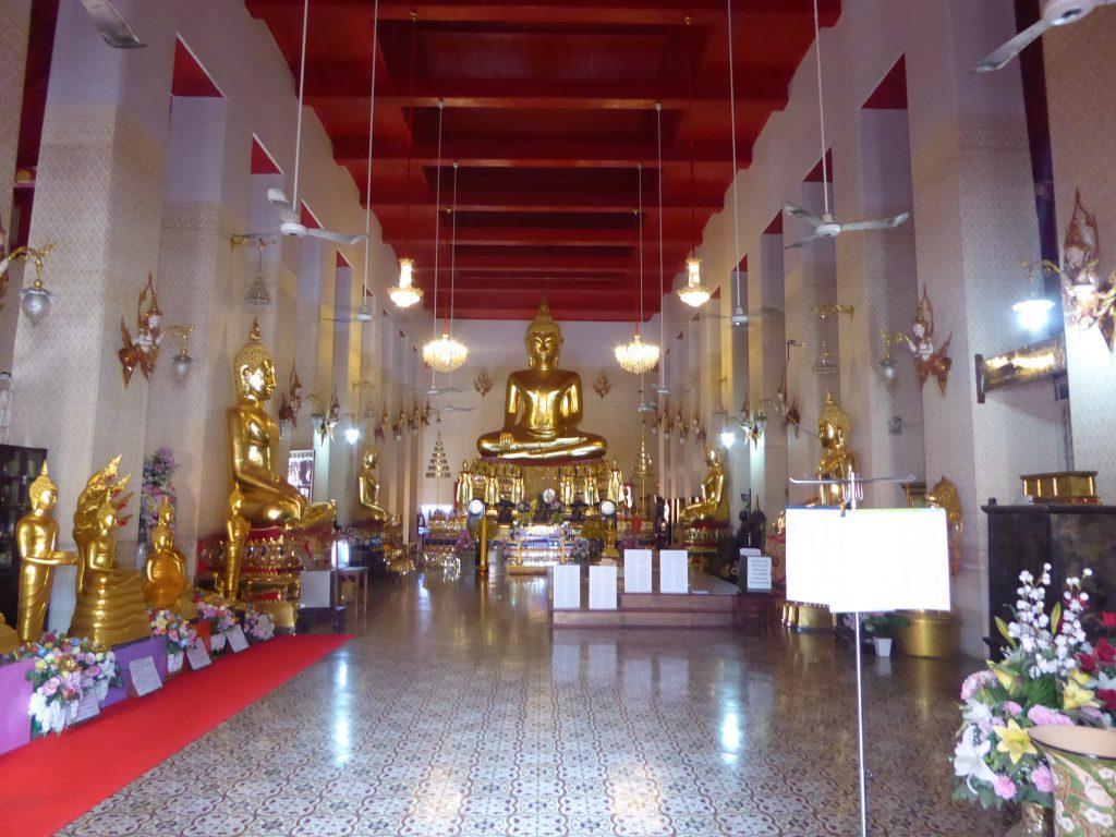 P1220973 1024x768 - Wat Mahathat Yuwaratrangsarit