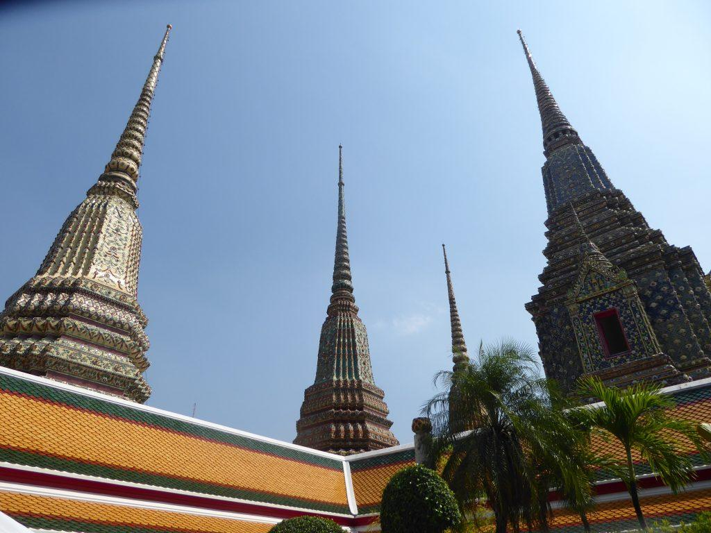 P1250611 1024x768 - Wat Pho (The Temple of the Reclining Buddha)
