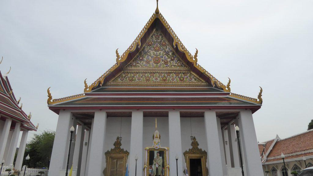 Wat Prayoon Temple in Bangkok Thailand