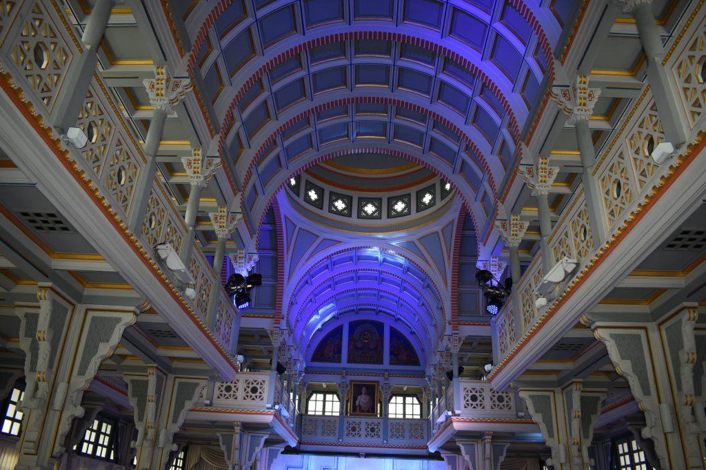 Thewaratsaparom Throne Hall