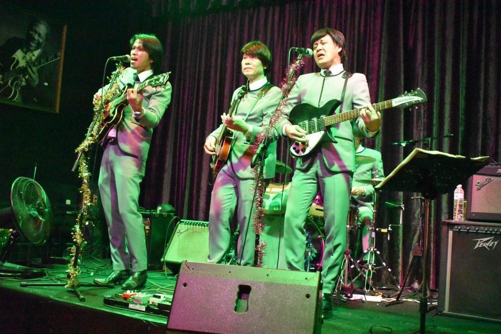 The Beatles at Check Inn 99 Bangkok