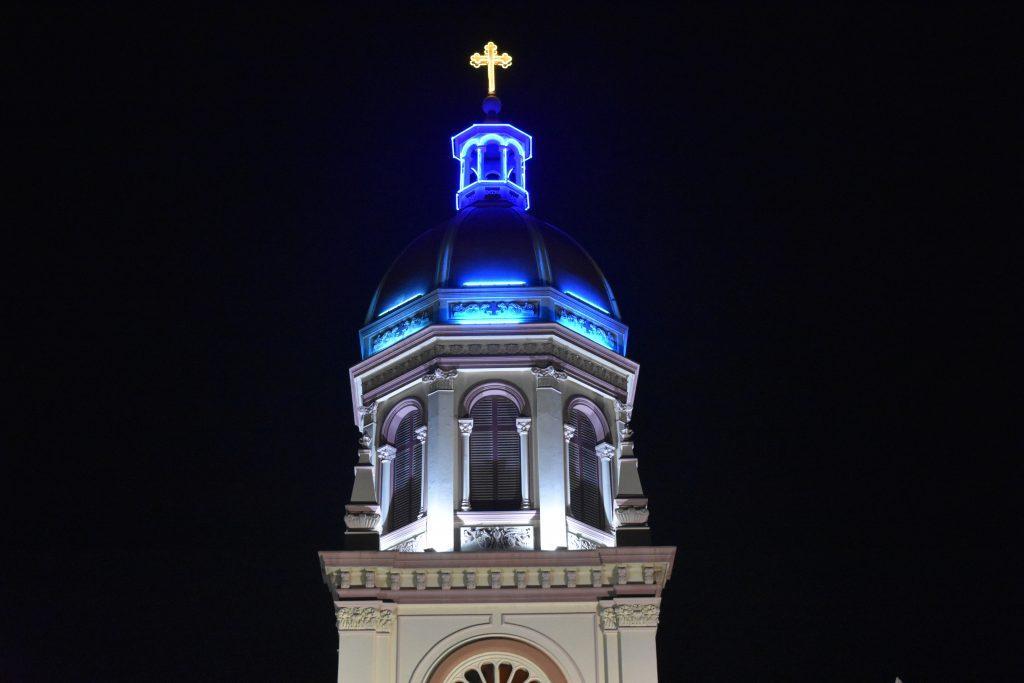 Santa Cruz Church in Bangkok