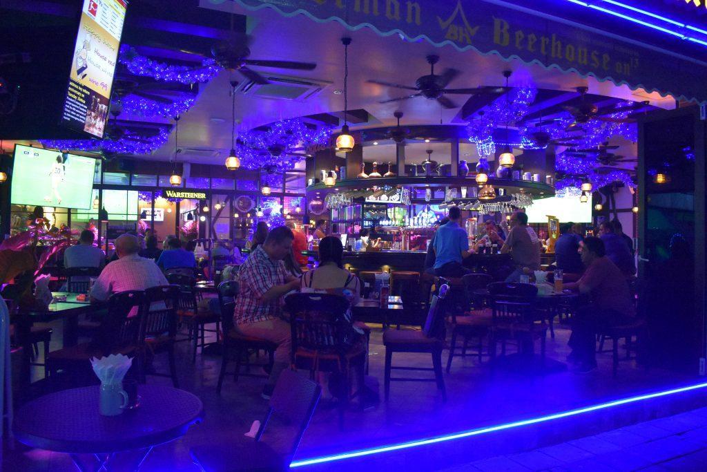 The Old German Beerhouse in Bangkok