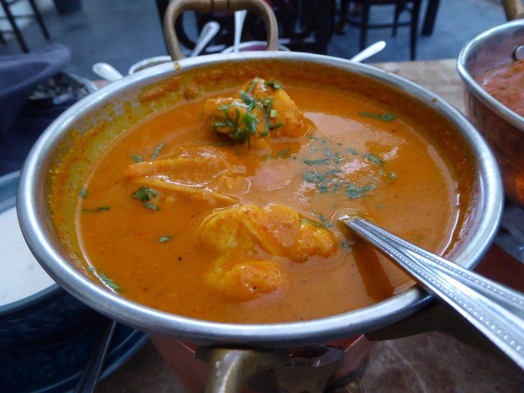 Indus Indian Restaurant in Bangkok